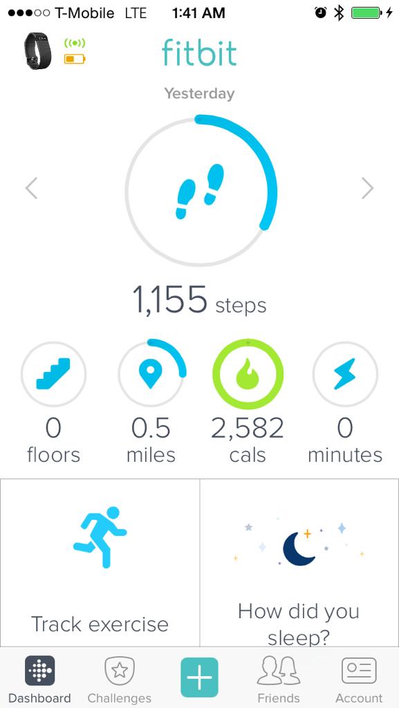 07-25-16 - FitBit Dashboard