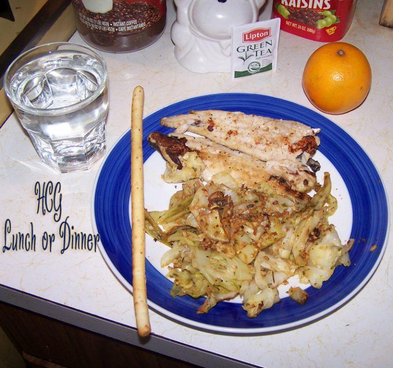 HCG Meal 2