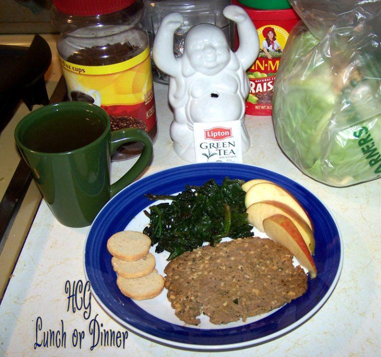 HCG Meal 3